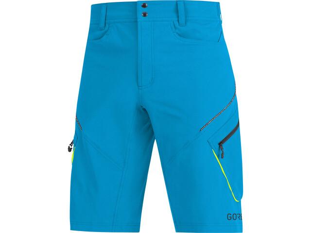 GORE WEAR C3 Cycling Shorts Men turquoise